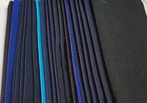 vải kaki thun may quần áo