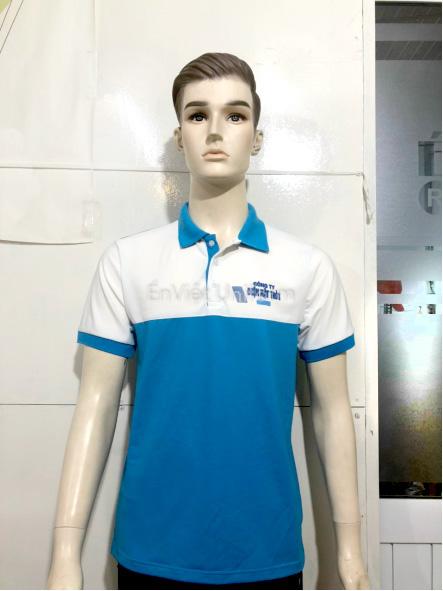 may áo thun công ty UCT003